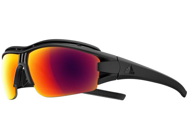 adidas Evil Eye Halfrim Pro Brillenglas rood/zwart
